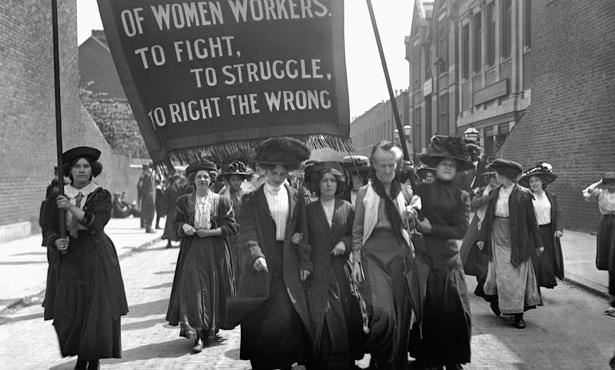 Womens Inequality